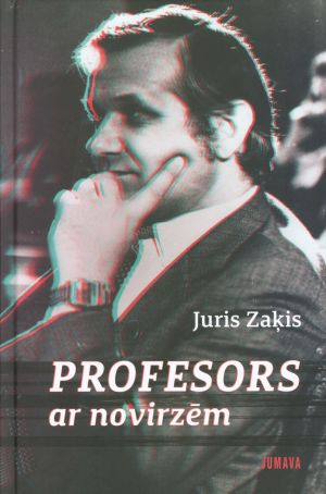 Profesors Ar Novirzēm / Juris Zaķis