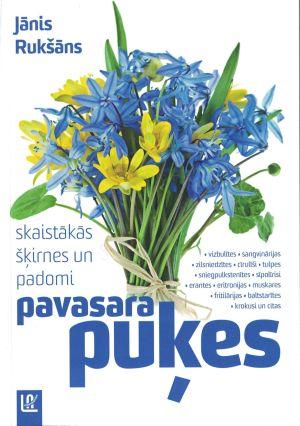 Pavasara Puķes / Jānis Rukšāns