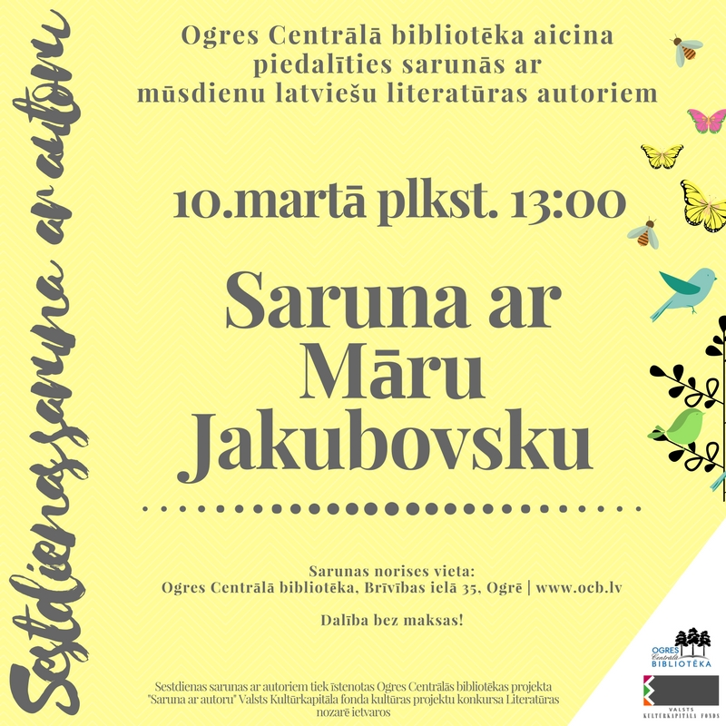 10 Marts Mara Jakubovska Soct