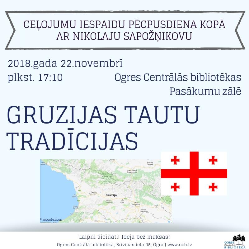Gruzijas Tautu Tradīcijas