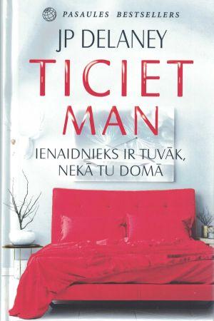 Ticiet Man / JP Delanijs