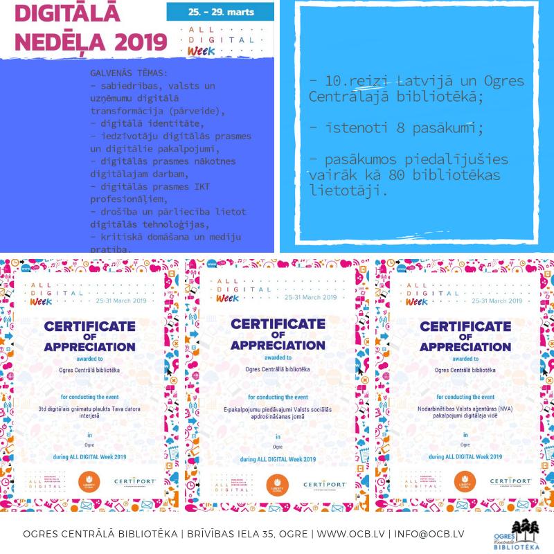 Digitālā Nedēļa 2019