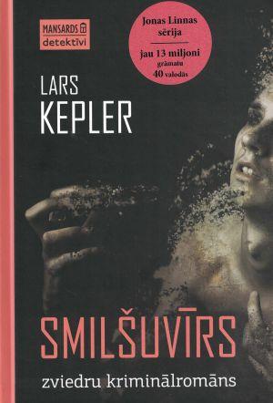 Smilšuvīrs / Lārss Keplers