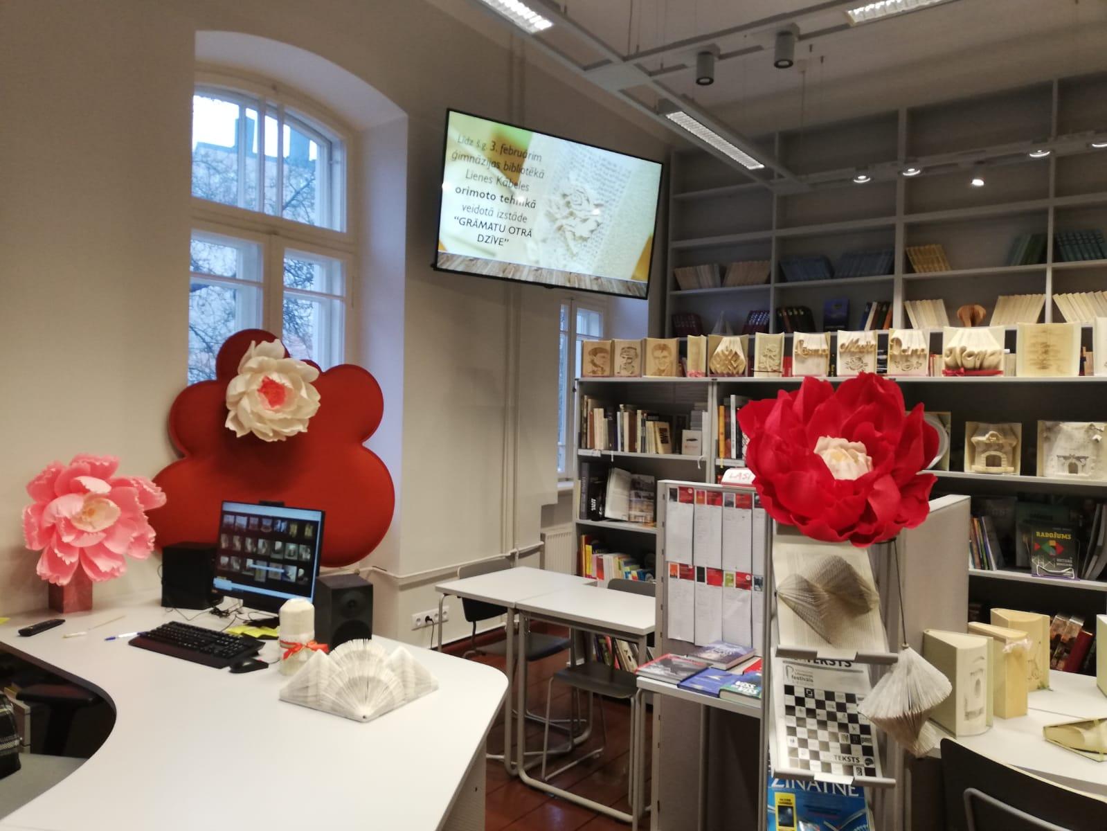 Ogres Centrālās Bibliotēkas Izstāde Liepājā